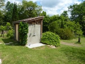 De mooiste (warme) douche van Frankrijk